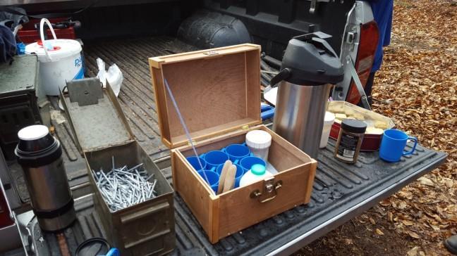 New tea box