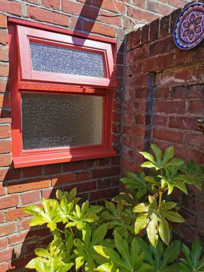 Loo window